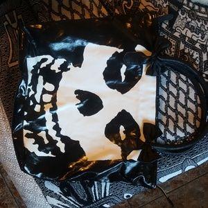 Black MISFITS Handbag